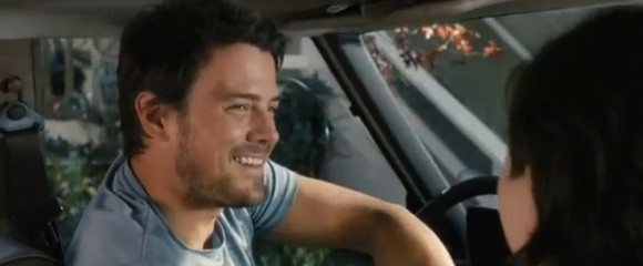 Josh Duhamel in un'immmagine di Ramona and Beezus