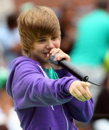 Una foto di Justin Bieber