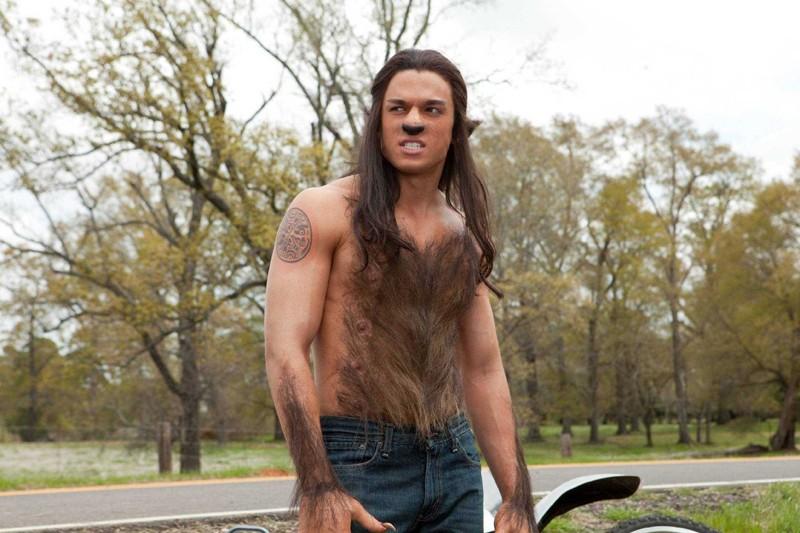 Chris Riggi interpreta Jacob nel film Vampires Suck