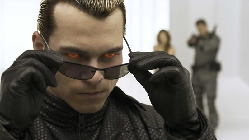 Shawn Roberts interpreta Wesker nel film Resident Evil: Afterlife
