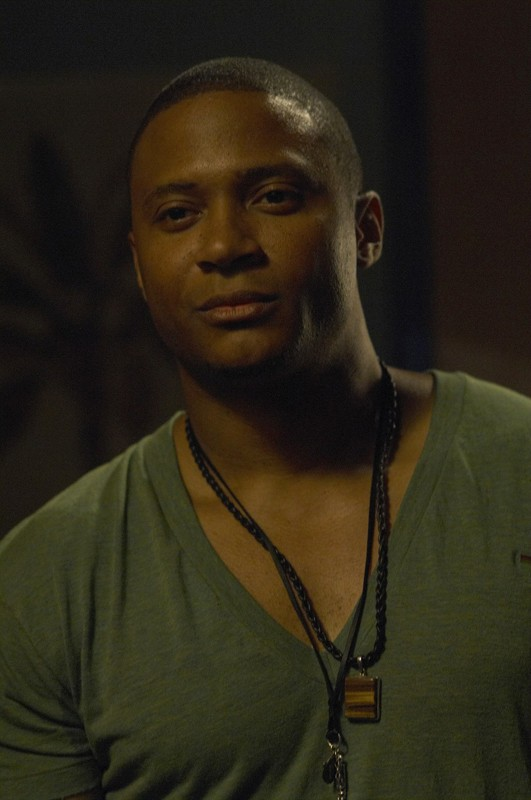 David Ramsey in un momento dell'episodio 3 giorni di libertà di Dexter