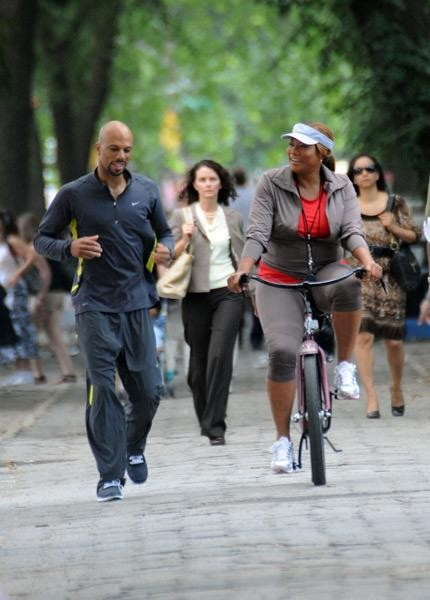 Common e Queen Latifah, protagonisti del romantico Just Wright
