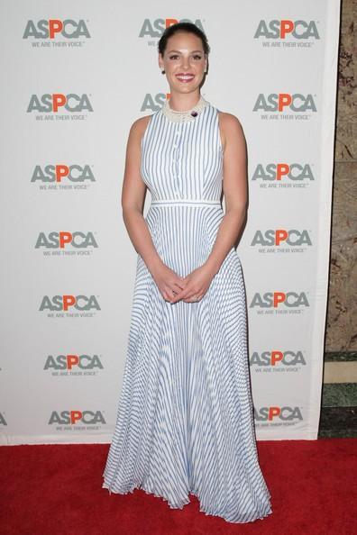 Katherine Heigl al galà ASPCA