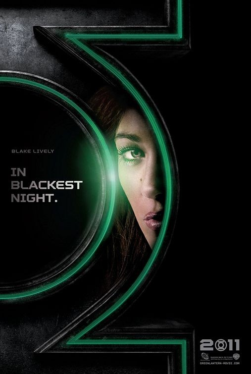Character Poster per Green Lantern: Blake Lively