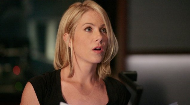 Christina Applegate dà la voce a Catherine nel film Cats & Dogs: The Revenge of Kitty Galore