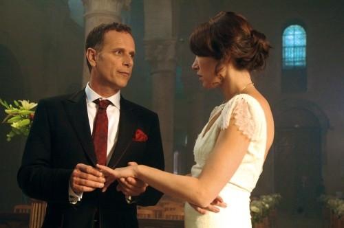 Grégori Dérangère e Laura Smet nel film Insoupçonnable