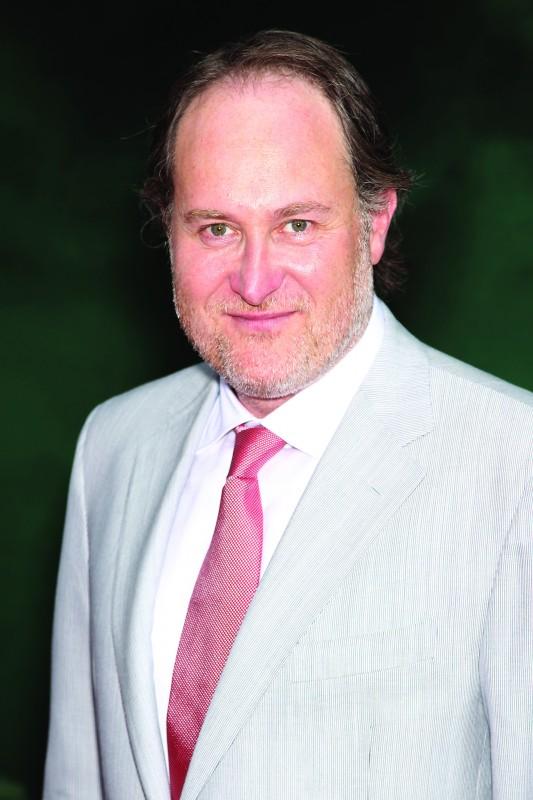 Il regista Jon Turteltaub alla premiere americana del film L'apprendista stregone