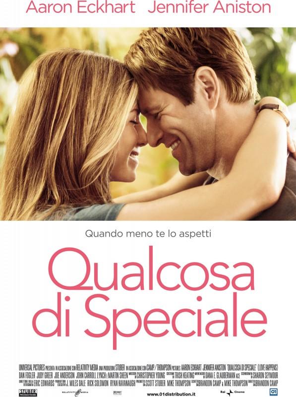 La locandina italiana di Love Happens