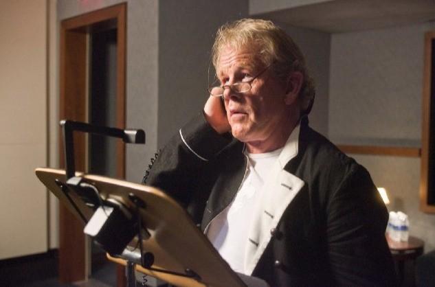 Nick Nolte dà la voce a Butch nel film Cats & Dogs: The Revenge of Kitty Galore