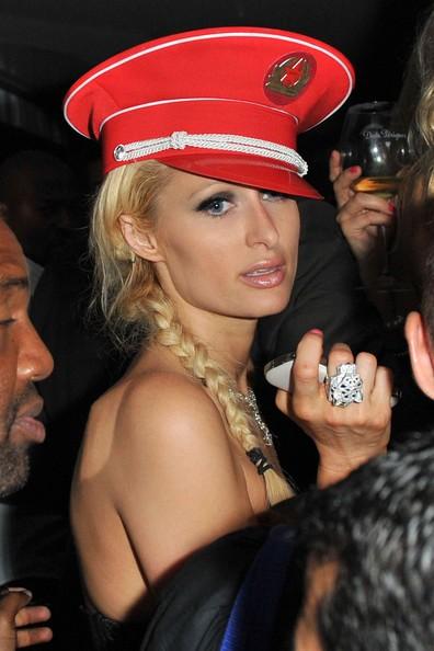 Paris Hilton al Vip Room