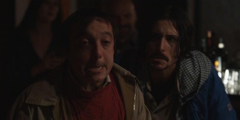 Pietro Casella e Francesco Lattarulo nel film Pietro
