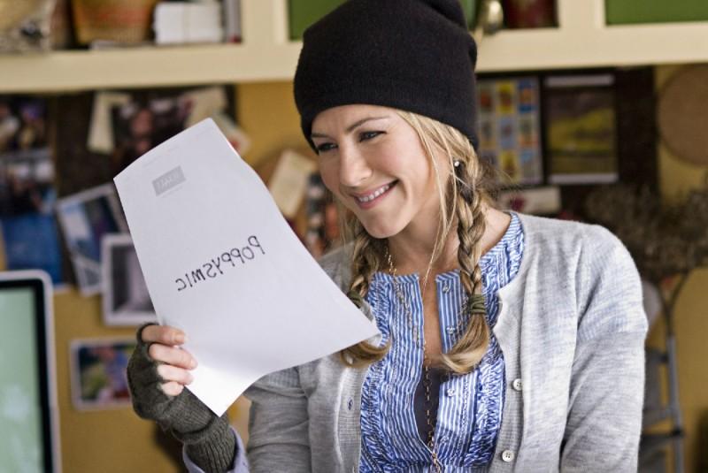 Primo piano di Jennifer Aniston tratto dal film Love Happens