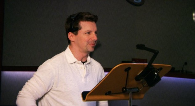 Sean Hayes dà la voce a Mr. Tinkles nel film Cats & Dogs: The Revenge of Kitty Galore