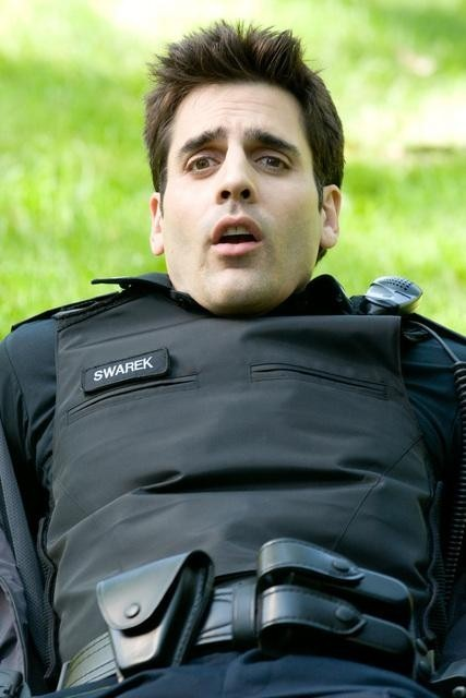 Ben Bass nell'episodio Broad Daylight di Rookie Blue