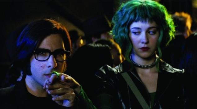 Jason Schwartzman e Mary Elizabeth Winstead nel film Scott Pilgrim vs. the World