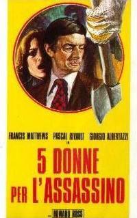 La locandina di 5 donne per l'assassino