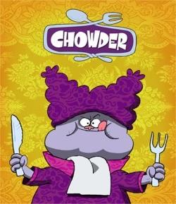 La locandina di Chowder - Scuola di cucina