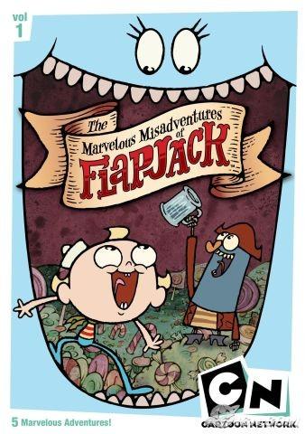 La locandina di Le meravigliose disavventure di Flapjack