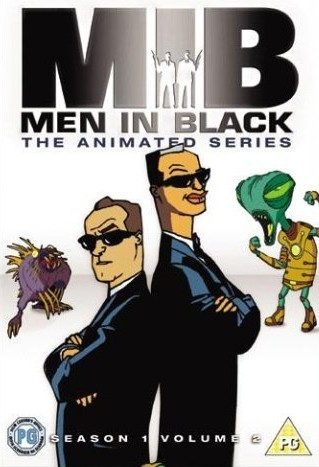 La locandina di Men in Black: The Series