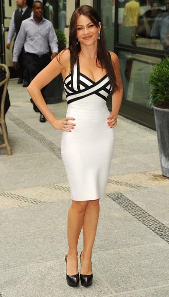 Sofia Vergara ospite alla premiere di Eclipse