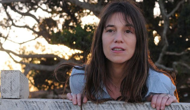 Un'immagine di Charlotte Gainsbourg dal film The Tree
