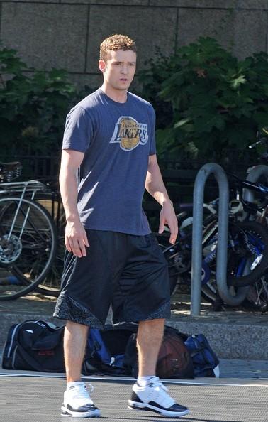 Justin Timberlake più in forma che mai