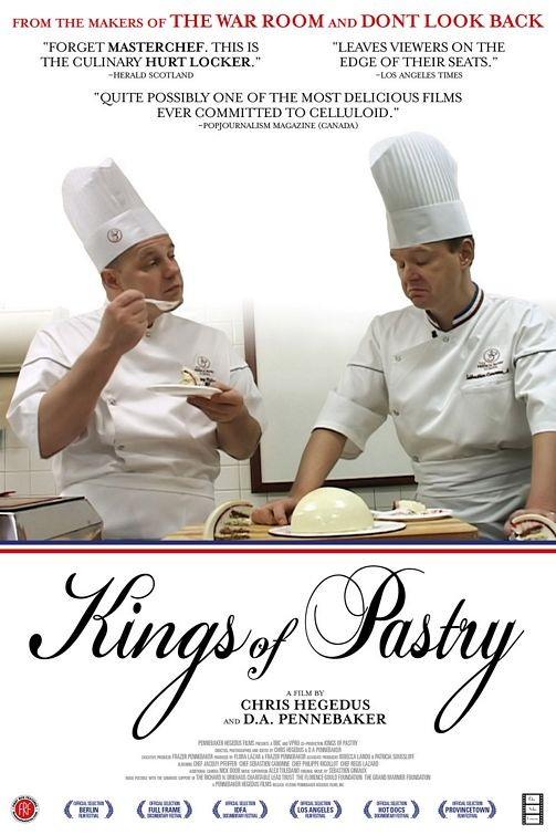 La locandina di Kings of Pastry