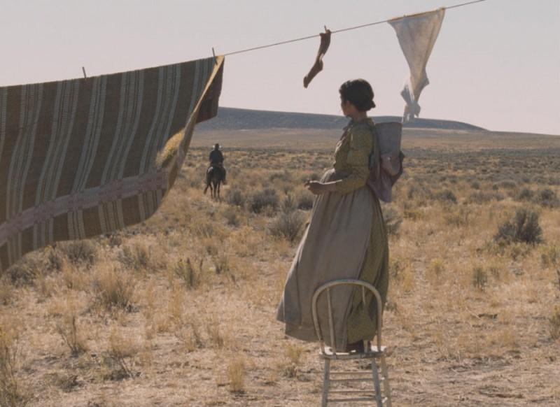 Un'altra immagine dal film Meek's Cutoff