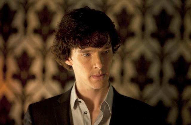 Benedict Cumberbatch è Sherlock Holmes in Sherlock
