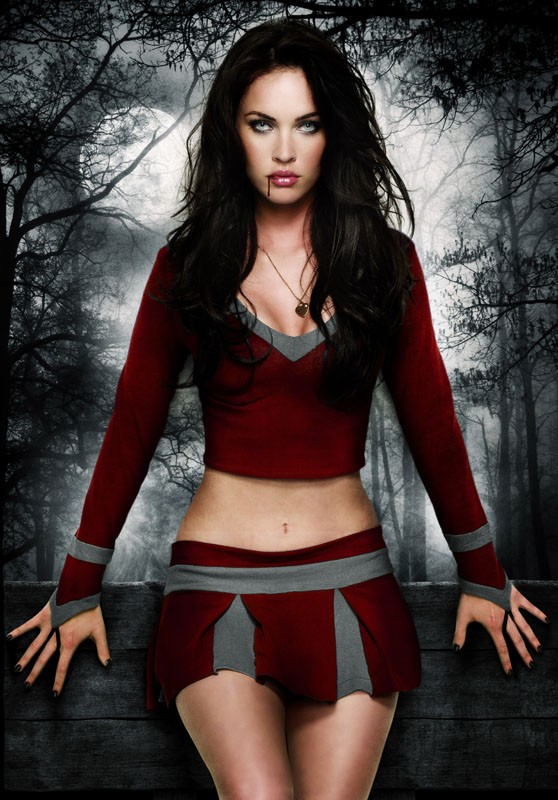 Megan Fox in un'immagine promo per il film Jennifer's Body