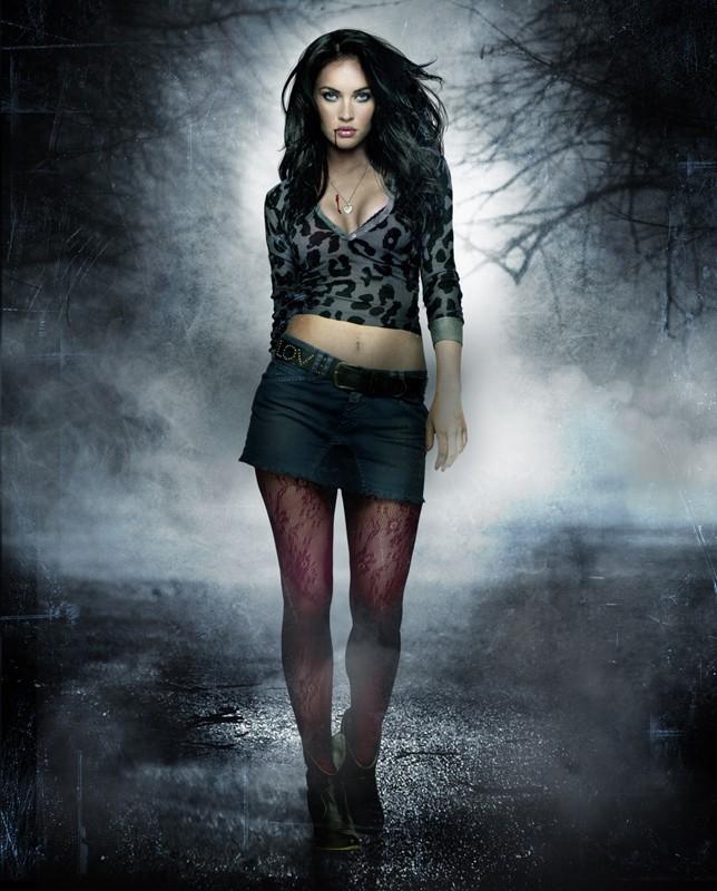 Megan Fox in un'immagine promozionale del film Jennifer's Body