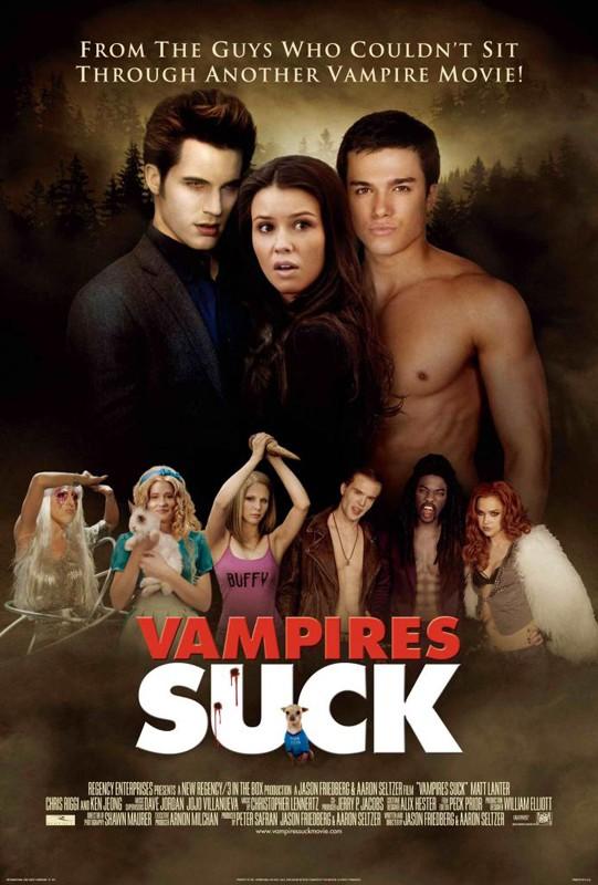 Un poster di Vampires Suck