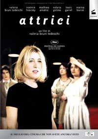 La copertina di Attrici (dvd)