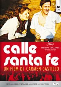 La copertina di Calle Santa Fe (dvd)