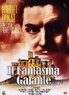 La copertina di Il fantasma galante (dvd)