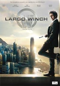 La copertina di Largo Winch (dvd)
