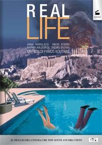 La copertina di Real Life (dvd)