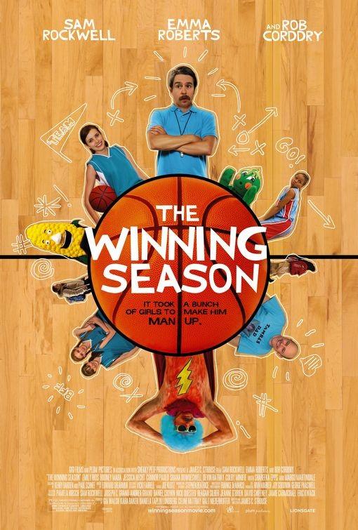 La locandina di The Winning Season