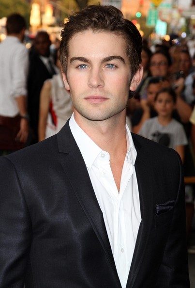 Chace Crawford alla prima del film Twelve