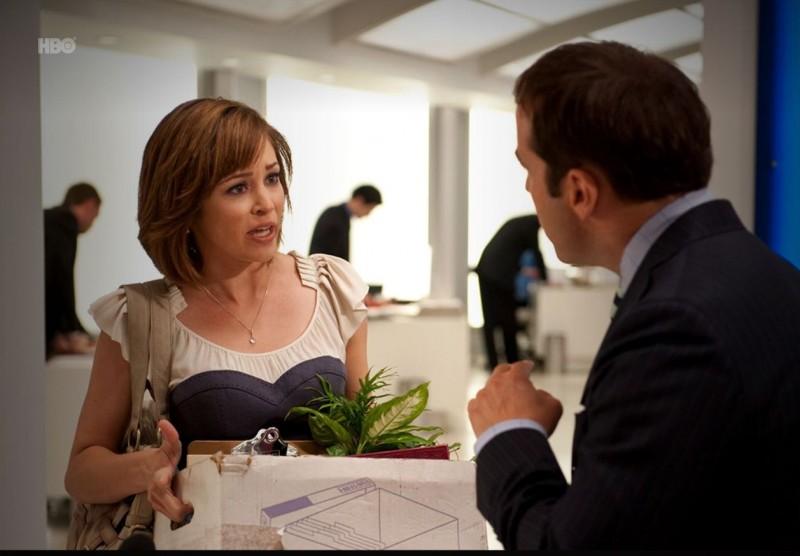 Jeremy Piven e Autumn Reeser nell'episodio Tequila Sunrise di Entourage