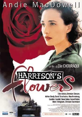 La locandina di Harrison's Flowers