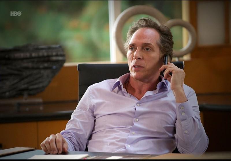 William Fichtner nell'episodio Tequila Sunrise di Entourage
