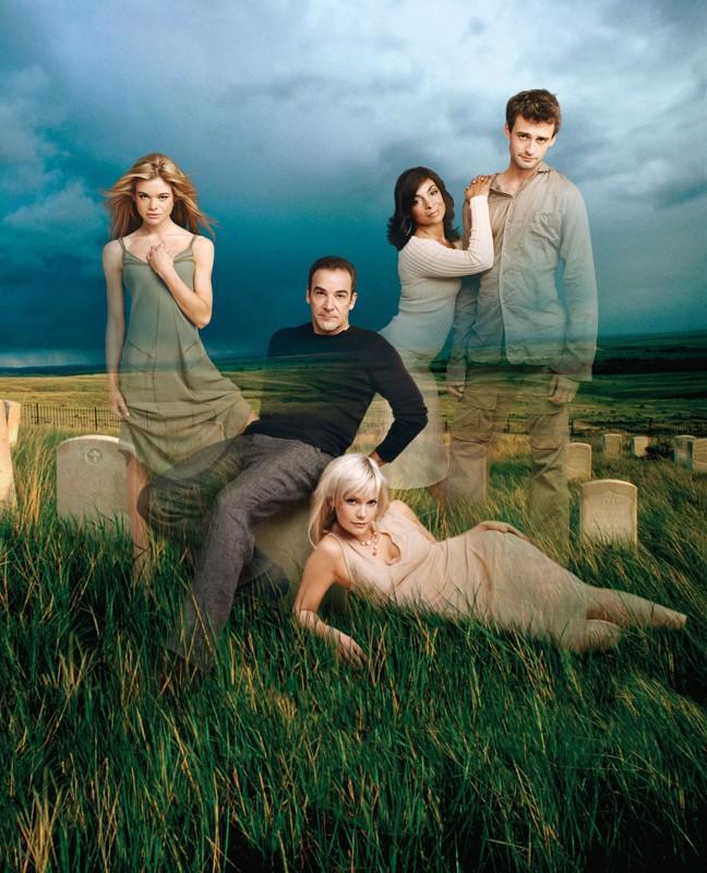 Ellen Muth, Mandy Patinkin, Laura Harris, Jasmine Guy e Callum Blue per la stagione 2 di Dead Like Me