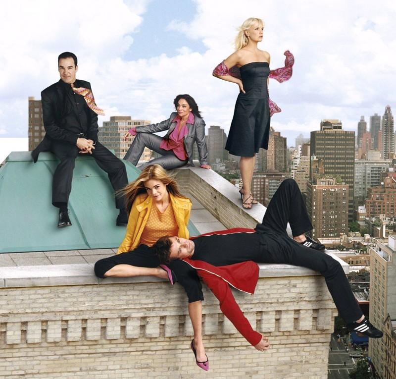 Foto di gruppo per la stagione 2 di Dead Like Me