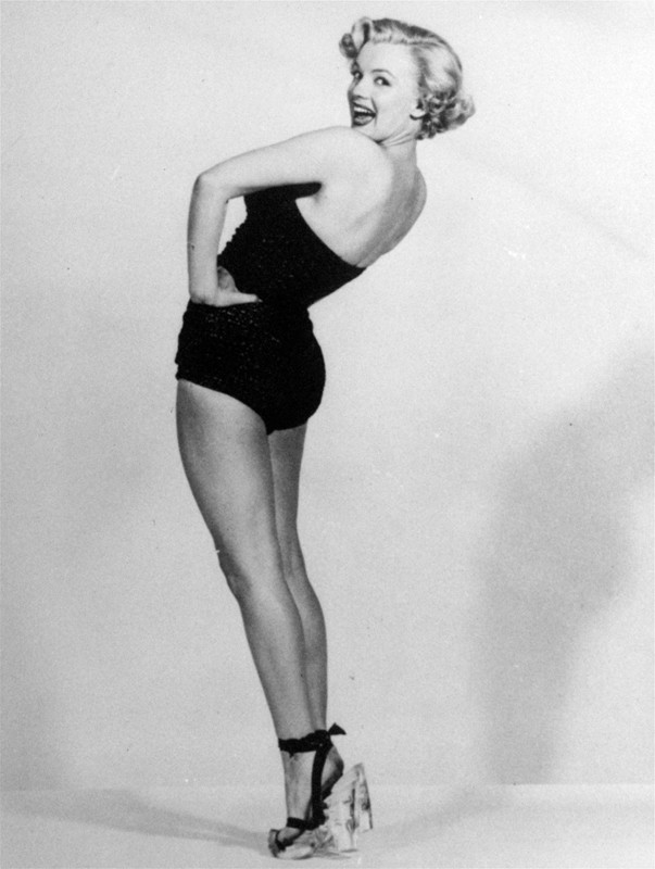 La bellissima Marilyn Monroe