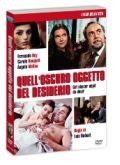 La copertina di Quell'oscuro oggetto del desiderio (dvd)