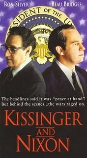 La locandina di Kissinger and Nixon