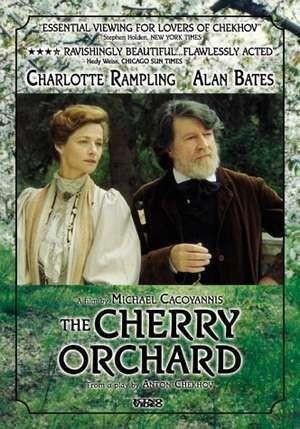 La locandina di The Cherry Orchard