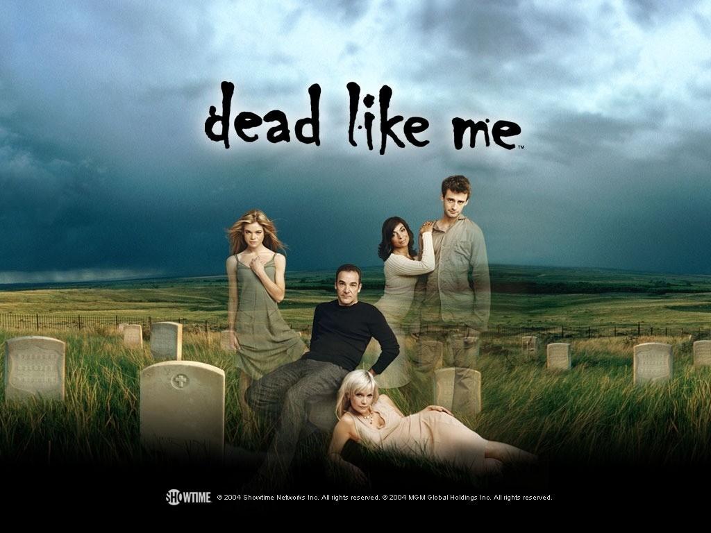 Un wallpaper della stagione 2 di Dead Like Me