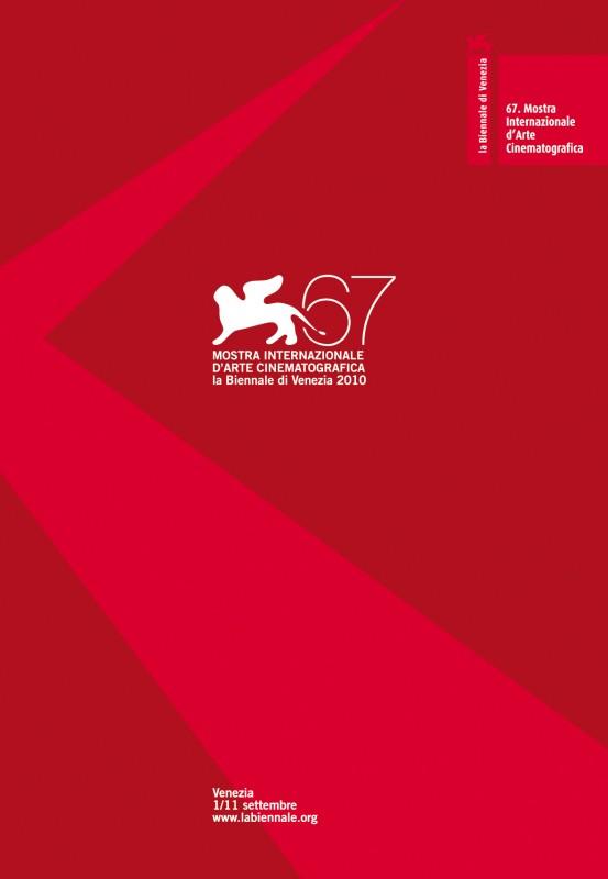 Il manifesto della 67esima Mostra del Cinema di Venezia (2010)